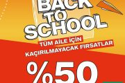Deichmann'da Back To School Kampanyası!